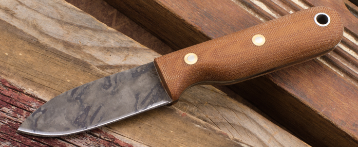 L.T. Wright Knives: Bushbaby