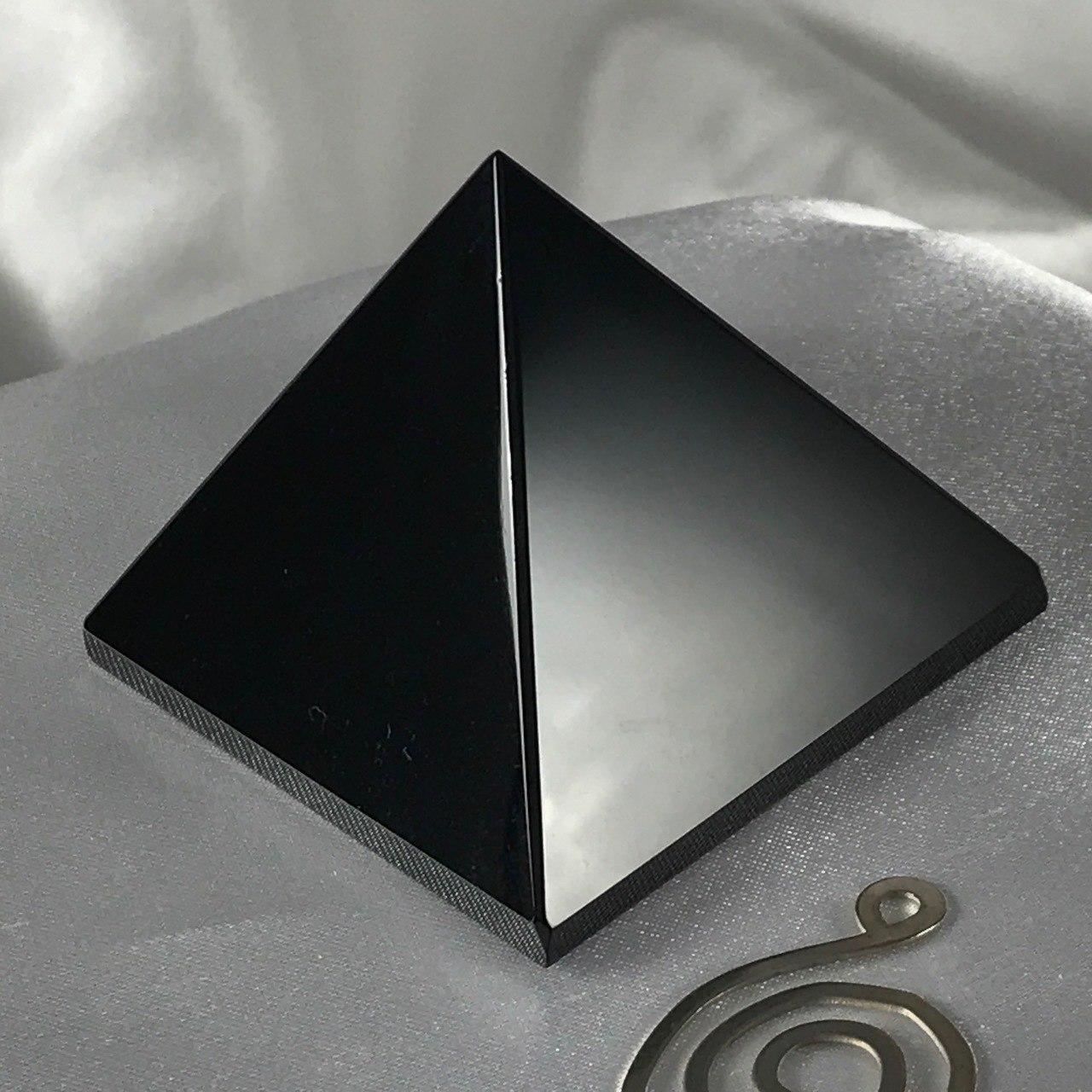 Obsidian Pyramid