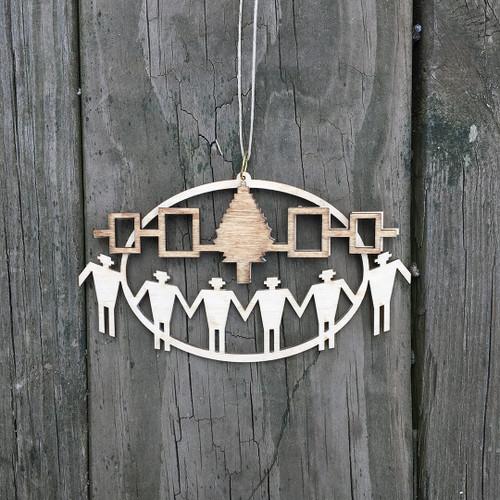Six Nations Confederacy Ornament