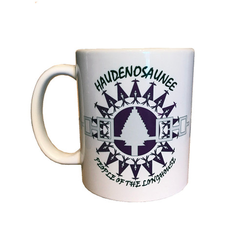 Haudenosaunee 11 oz. Coffee Mug