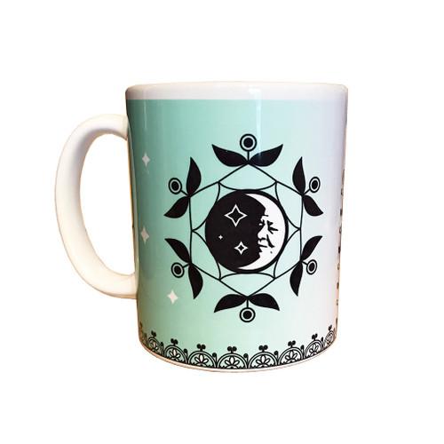 Grandmother Moon 11 oz. Coffee Mug