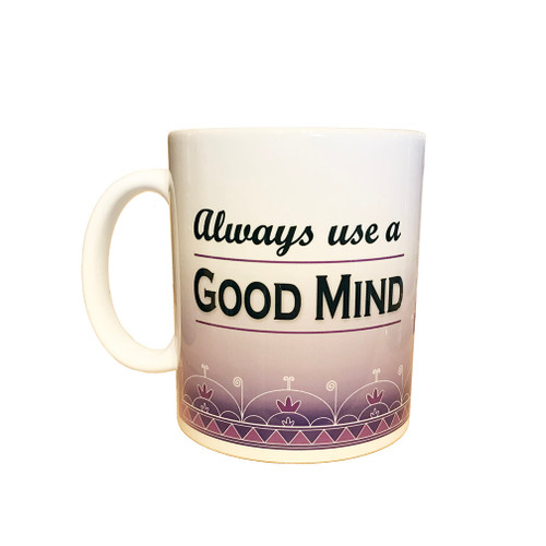 Good Mind 11 oz. Coffee Mug