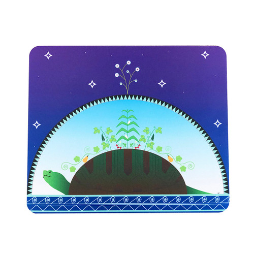 Turtle Island Mousepad