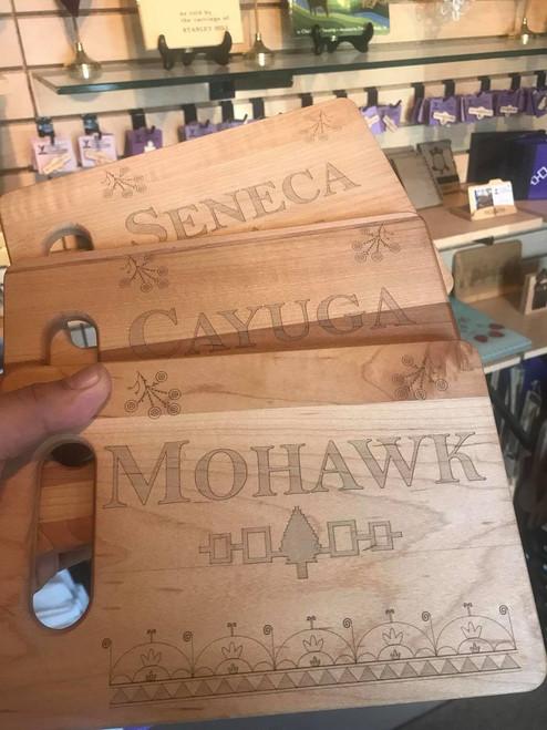 "6"" x 9"" X 1/2"" Maple Cutting Board"