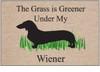 Grass is Greener Doormat
