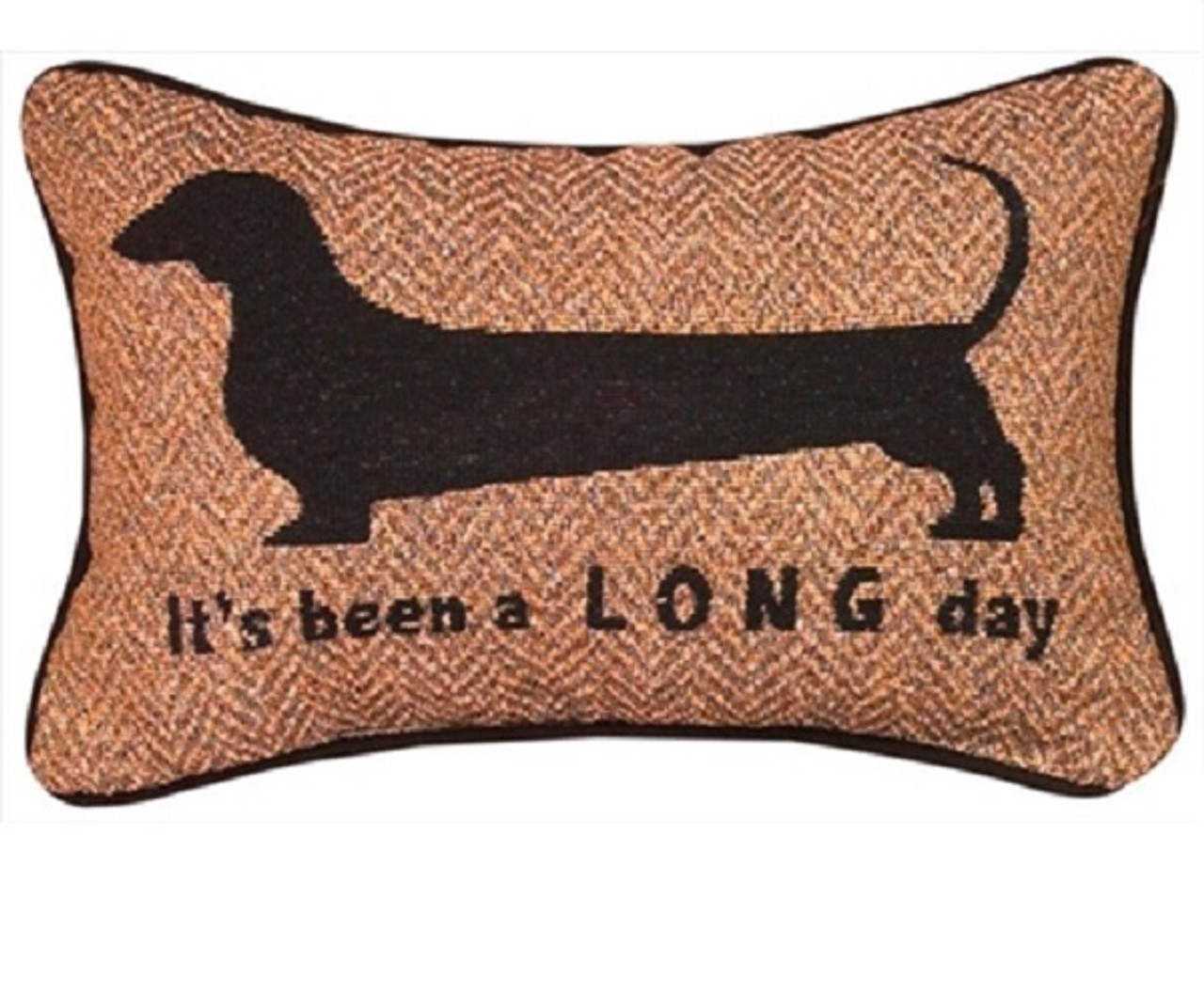 Loong Day Accent Pillow