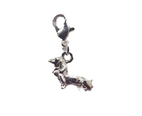 Dachshund Bracelet Charm