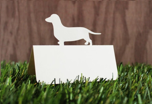 Dachshund Place Cards