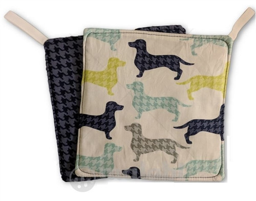 Dachshund Pot Holders (Set of 2)