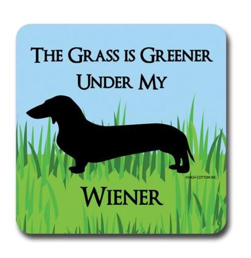Grass is Greener Coaster