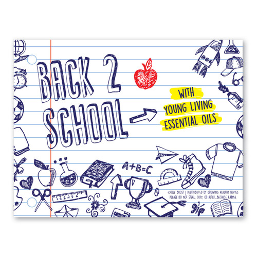 Back 2 School Class Bundle