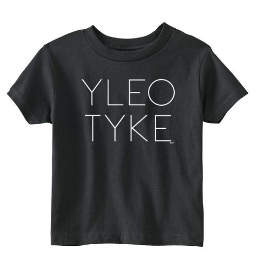 YLEO TYKE Shirt - Black