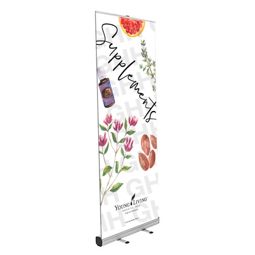 Young Living Supplements Banner