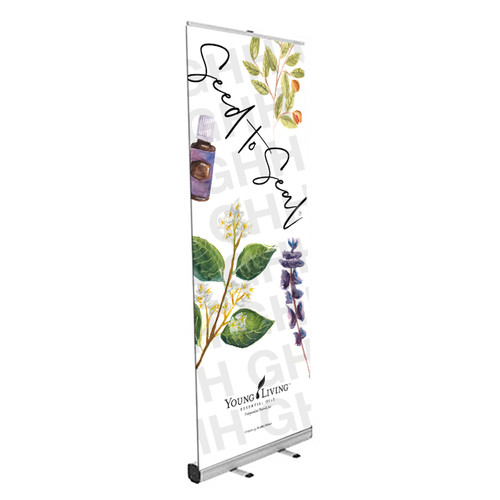 Young Living Seed to Seal Banner