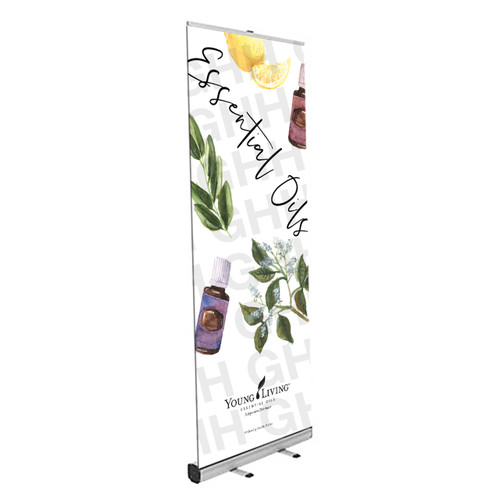 Young Living Essential Oils Banner
