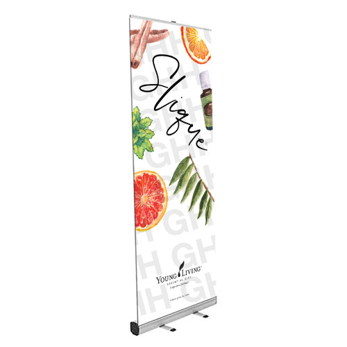 Young Living Slique Banner