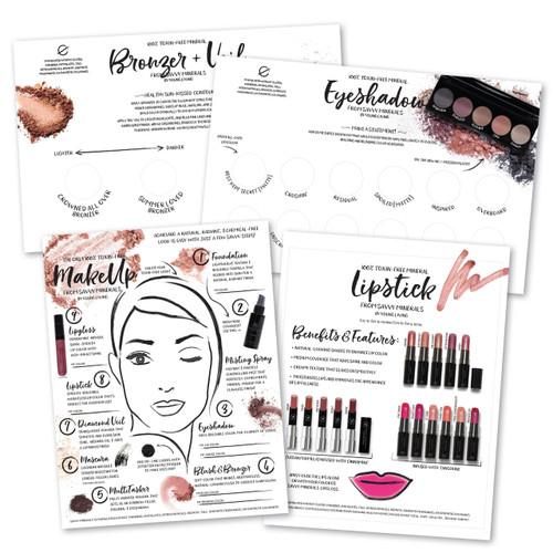 Savvy Beauty Event Printed Bundle