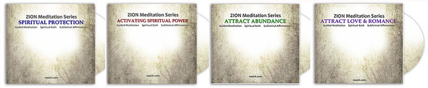 ZION COMPLETE MEDITATION SET - MP3 Downloads