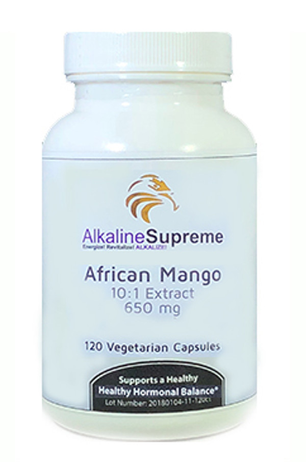 Africa Mango 10:1 Extract - Natural Weight Loss, Fat Burning