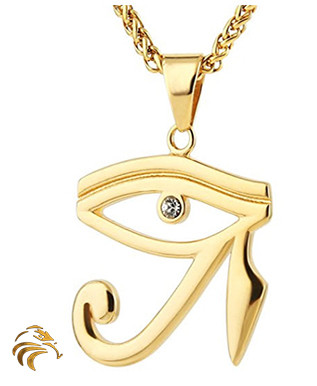 Eye of ra evil eye protection 18k gold plated blessed by eye of ra evil eye protection 18k gold plated blessed by naazir aloadofball Image collections