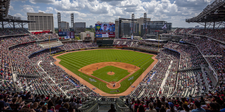 Atlanta Braves SunTrust Park