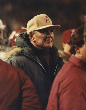 Bear Bryant Alabama Crimson Roll Tide College Football Photo 50 8x10-48x36