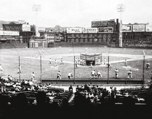 Cincinnati Reds Crosley Field Ballpark MLB Baseball Stadium Photo 11 8x10-48x36