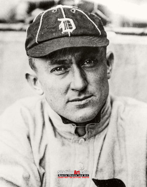 Detroit Tigers Ty Cobb Baseball Photo Print 50 8x10-48x36
