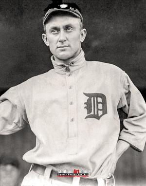 Detroit Tigers Ty Cobb Baseball Photo Print 60 8x10-48x36