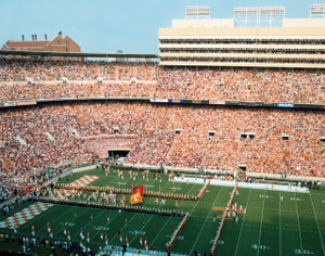 Tennessee Volunteers Neyland Stadium 105 Vols NCAA College Football CHOICES