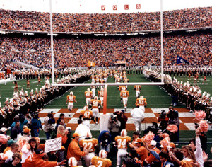 Tennessee Volunteers Neyland Stadium Run T Vols NCAA College Football CHOICES