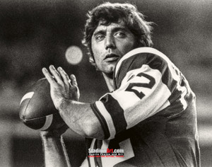 New York Jets Joe Namath NFL Football Photo Art Print 8x10 or 11x14 or 40x30 StadiumArt.com Sports Photos
