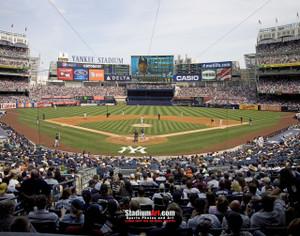 New York Yankees NY Yankee Stadium Baseball Field Photo Art Print 8x10 or 11x14 or 40x30 StadiumArt.com Sports Photos