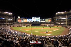 New York Yankees NY Yankee Stadium Baseball Field Photo Art Print 13x19 or 24x36 StadiumArt.com Sports Photos