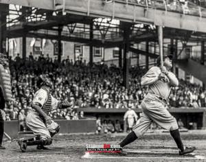 New York Yankees Babe Ruth NY Baseball 8x10-48x36 Photo Print 63