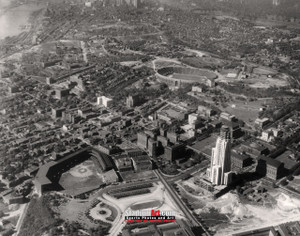Pittsburgh Pirates Forbes Field Baseball Stadium Photo Art Print 8x10 or 11x14 or 40x30 StadiumArt.com Sports Photos