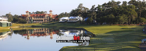 Sawgrass TPC Golf Hole  18 Tournament Players Club  8x10-48x36 Photo Print 1330