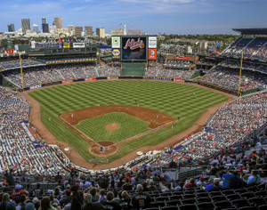 Atlanta Braves Turner Field Baseball Stadium 05 MLB 8x10-48x36 CHOICES