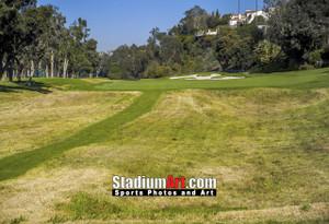 Riviera Country Club Golf Hole 7 8x10-48x36 Photo Print 1405