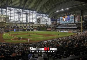 Houston Astros Minute Maid Park MLB Baseball Photo 1250 8x10-48x36