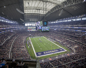 Dallas Cowboys AT&T Stadium 03 NFL Football ATT 8x10-48x36 CHOICES