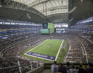 Dallas Cowboys AT&T Stadium 04 NFL Football ATT 8x10-48x36 CHOICES