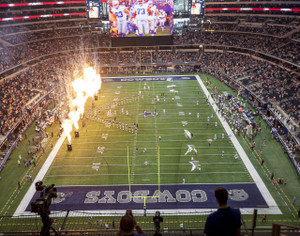 Dallas Cowboys AT&T Stadium 06 NFL Football ATT 8x10-48x36 CHOICES