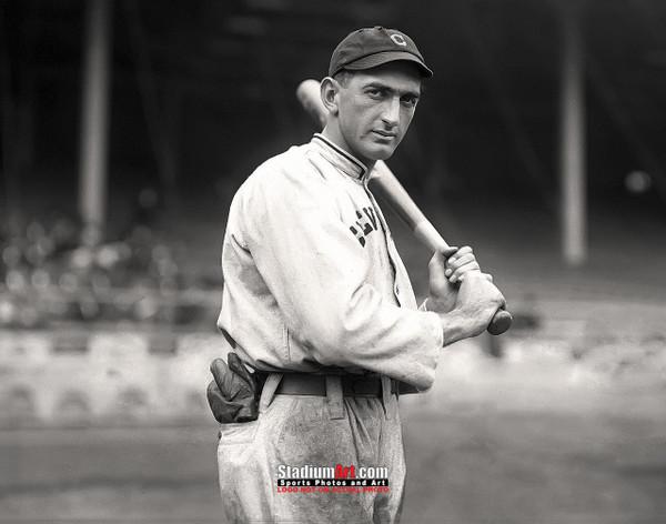Cleveland Indians Shoeless Joe Jackson Baseball Photo Print 50b 8x10-48x36