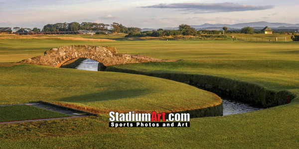 St Andrews Links Old Course 2180 Swilkens Bridge  8x10-48x36 Photo Print