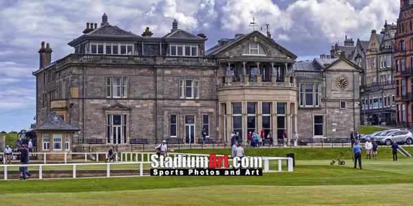 St Andrews Links Old Course 4110 Royal Ancient Club  8x10-48x36 Photo Print