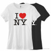 Fitted I Love NY Tees