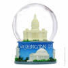 Washington DC Snow Globe US Capitol