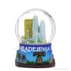 Philadelphia Snowglobe