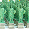 Statue of Liberty statues customizable and can be personalized.